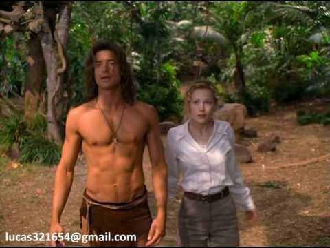 Brendan Fraser, the hottest