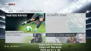 FIFA 14 DEMO PC MENU Configurar Joystick Fifa 14 Al