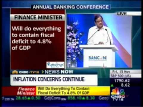 Address by Shri. P. Chidambaram, Finance Minister, India at BANCON 2013