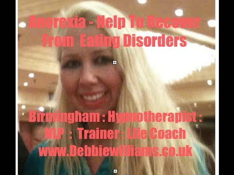 Anorexia - help and treatment to recover from this eating disorder