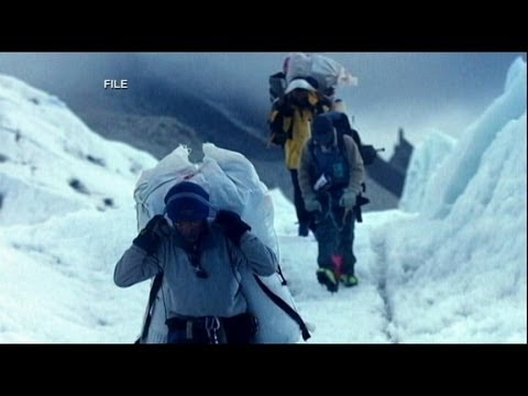 Mt. Everest Avalanche Kills 12