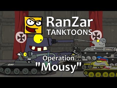 Tanktoon - Oper�cia Mousy