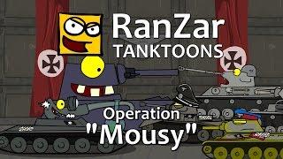 Tanktoon - Operácia Mousy