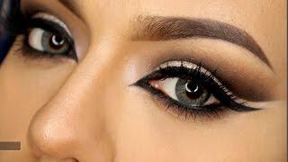 Tutorial Maquillaje Ojos felinos