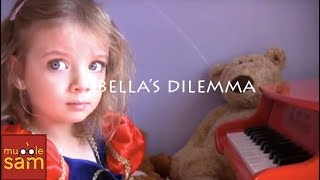 BELLA'S DILEMMA 3-Year-Old Bella Mugglesam Babies