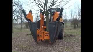 OPTIMAL 2200 - ¡La solución para transplantar árboles adultos!