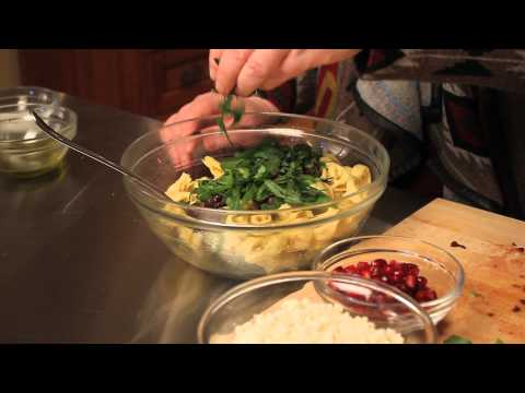 Greek Tortellini Pasta Salad : Diverse Dishes