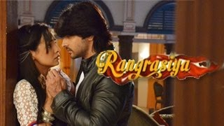 EXCLUSIVE -- Sanaya Irani's Rang Rasiya FIRST LOOK PICTURES OUT -- WATCH NOW