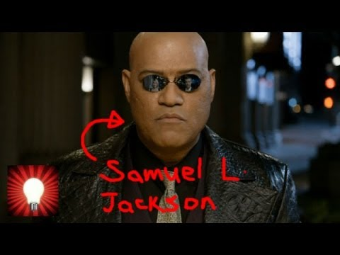 Samuel L Jackson looks like Laurence Fishburne and smashing ships - This is Genius weekly 05