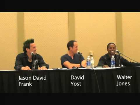 FOG! Presents The Original Mighty Morphin Power Rangers Reunion at RI Comic Con, RI Comic Con welcomed the cast of the original MIGHTY MORPHIN POWER RANGERS to it's inaugural convention where they participated in this panel on November 3r...