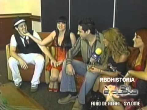 [2007] RBD en En Exclusiva Televisa Mty en una Entrevista