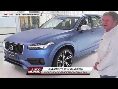Lanzamiento 2015: Volvo XC90