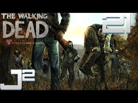 Let's Play The Walking Dead - 21 [Savannah!]