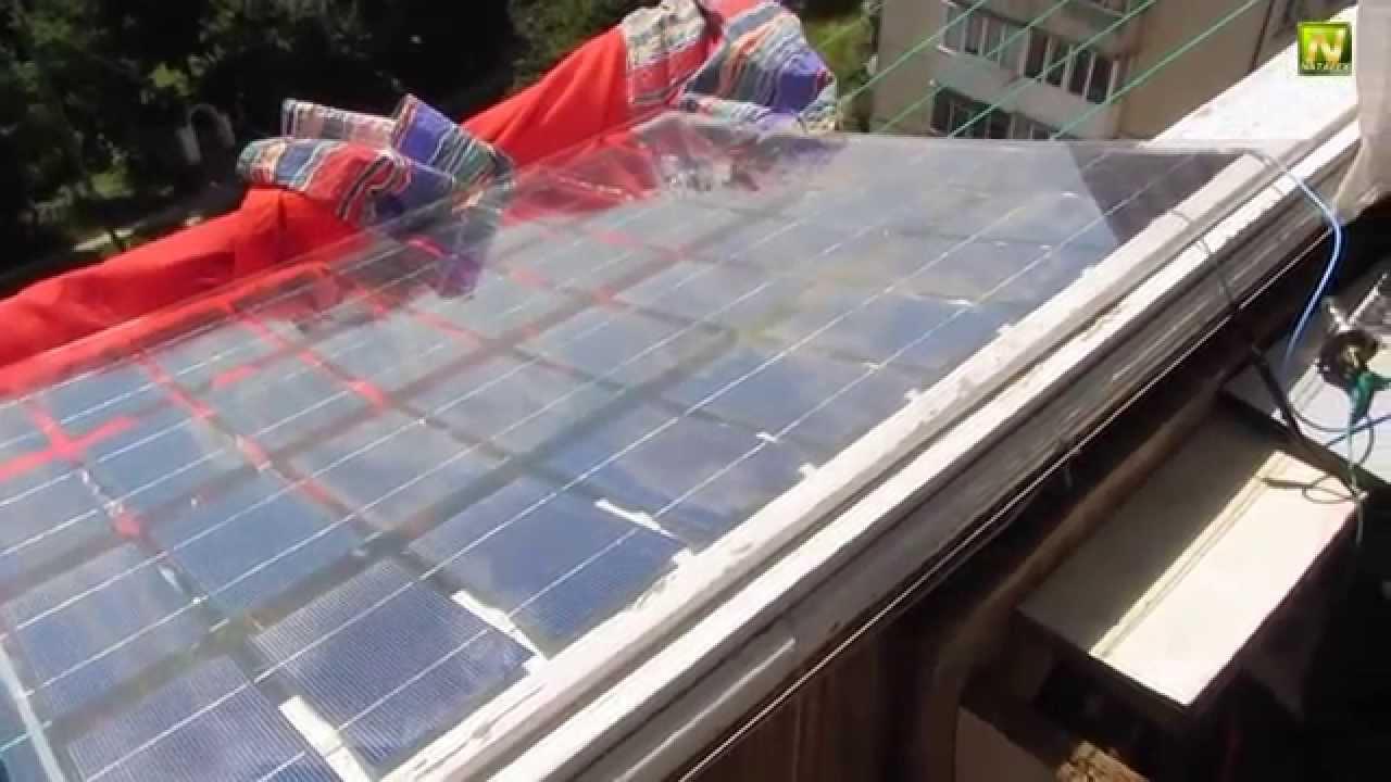 Можно ли сделать солнечную панель своими руками 50