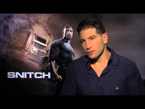 'Snitch' Jon Bernthal Interview