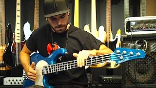 EXTREME SLAP BASS SOLO VOL 2 (by Miki Santamaria) - With TABS!