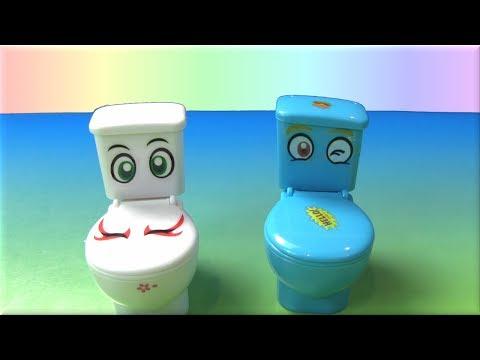 Toilet Candy - Đồ Chơi