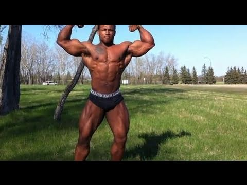 DARNELL COLLINS VLOG SERIES EPISODE #6: 3 WEEKS OUT FROM THE 2011 MANITOBA PROVINCIALS