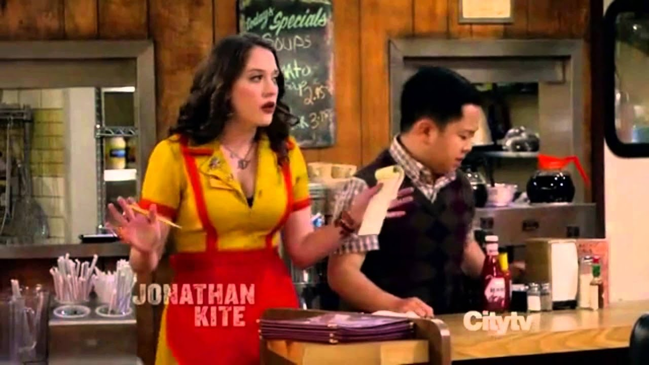 two broke girls staffel 1 folge 1