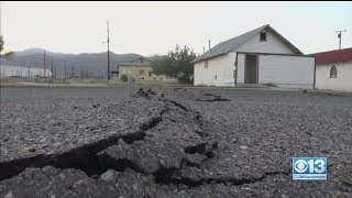 4.3 Quake Shakes Northern California