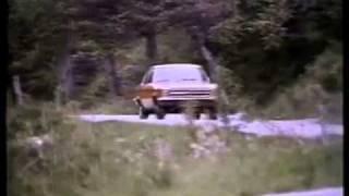 Opel Ascona A Offizielle TV Werbung # 01