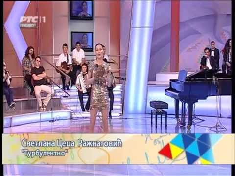 Ceca - Turbulentno - Zikina Sarenica - (Tv Rts 2014)