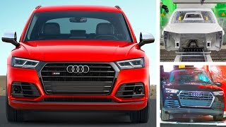 Audi Q5 (2017) Everything you expect, in a better package [YOUCAR]. YouCar Car Reviews.