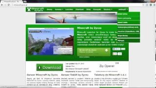 Poradnik Minecraft- Skin I Peleryna W Mc Zyczu