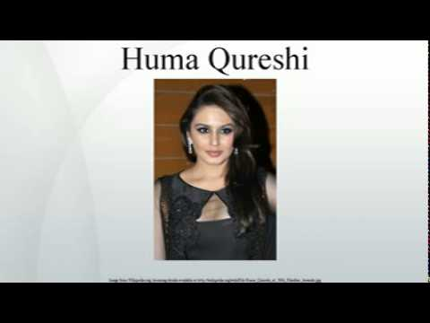 Huma Qureshi (actress)