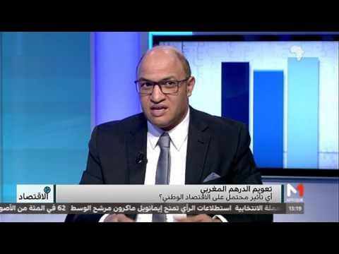 الاقتصاد المغربي وتحرير الدرهم