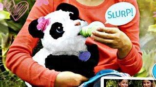 Pom Pom My Baby Panda Plush Pet / Panda PomPom Furreal