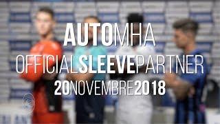 Automha - Official Sleeve Partner Atalanta