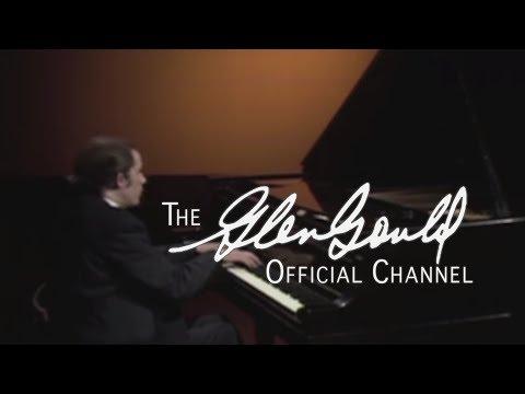 Glenn Gould - Bach, Prelude & Fugue III in C-sharp major: Praeludium (OFFICIAL)