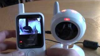 Lindam Clarity Vs Safety 1st Video Baby Monitors Incl