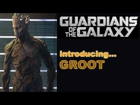 Guardians of the Galaxy 2014 : Vin Diesel is Groot - Beyond The Trailer
