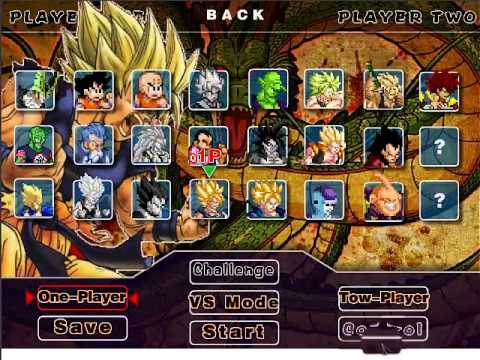 Trucos de Dragon Ball Fierce Fighting 2.4