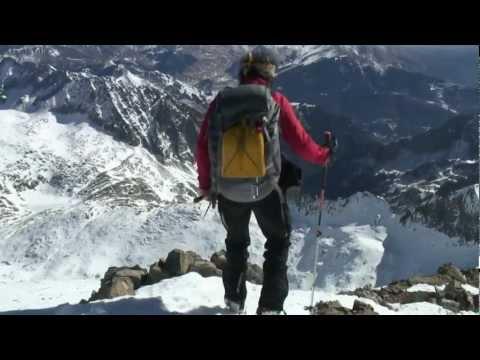 La Traversée des Pyrénées à Ski