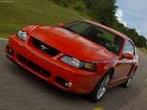 "2003 Ford Mustang SVT Cobra ""Terminator""  Start Up, Exhaust, and In Depth Tour"