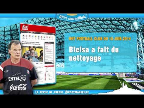 Le nettoyage de Bielsa, Aurier est trop cher... La revue de presse Foot Marseille !