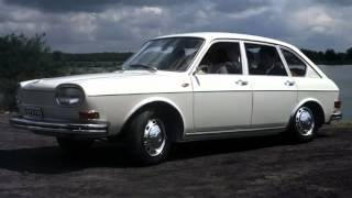 Volkswagen 411 4-door Sedan (Type4)  1968--72