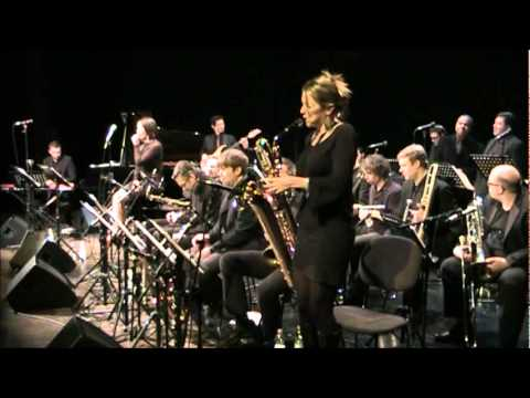 Bjork - Army of Me (Bjorkestra Big Band)