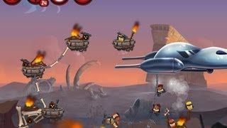 Angry Birds Star Wars 2 Level P2-20 Escape To Tatooine 3