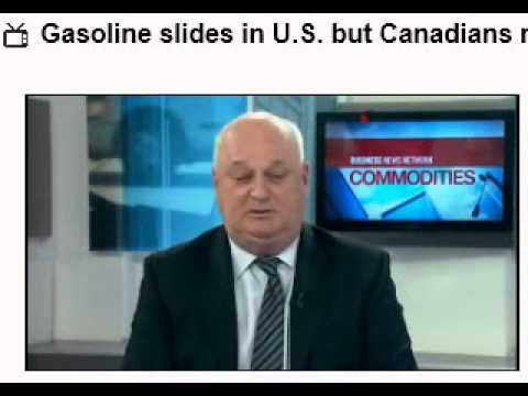 January 29, 2014   Gasoline slides in U S  but Canadians miss out