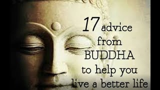 17 advice from Buddha to help you live a better life