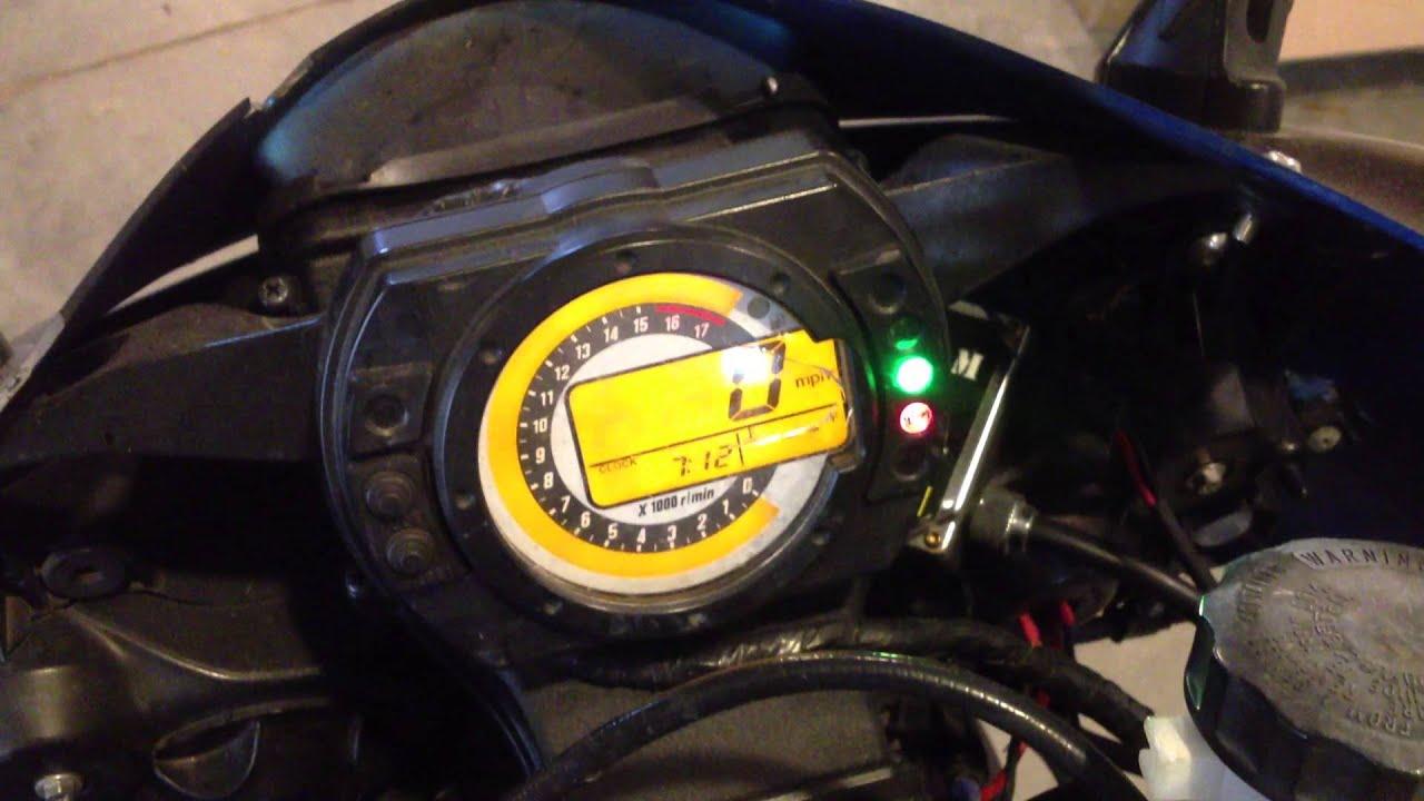 Zxr Kawasaki Fi Code