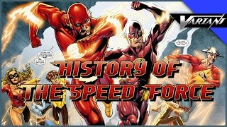 History Of The Speed Force!