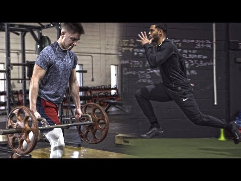 Speed and Power Training for Baseball