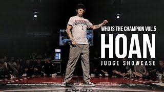 Hoan | Judge Showcase | Who Is The Champion Vol.5