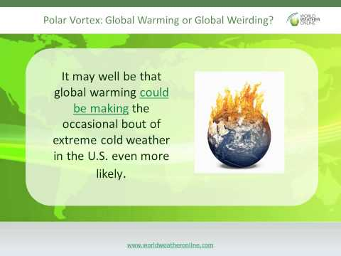 Polar Vortex Global Warming or Global Weirding