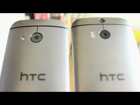 HTC One mini 2 vs. HTC One M8 - What's the difference?